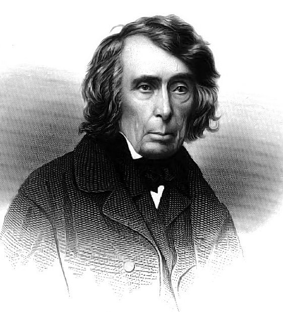 Supreme Court Justice Roger B. Taney - wrote what became regarded as the opinion for the Court on the Dred Scott case, holding that Congress had no authority to restrict the spread of slavery into federal territories. Dred Scott v. Sandford decision is considered to have indirectly been a cause of the Civil War. http://en.wikipedia.org/wiki/Roger_B._Taney