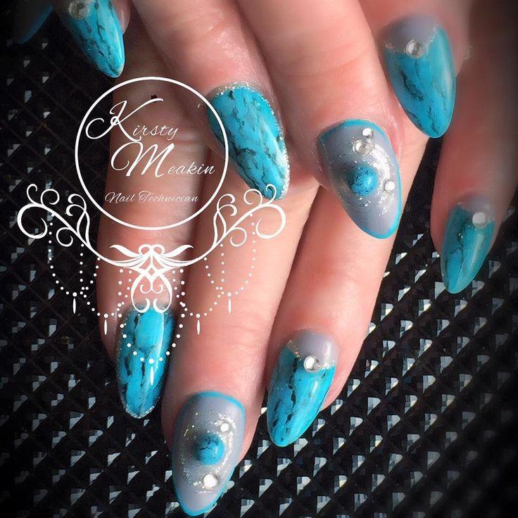 Kirsty Meakin Nail Art