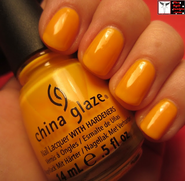China Glaze Sun Worshiper   pretty colors   Pinterest