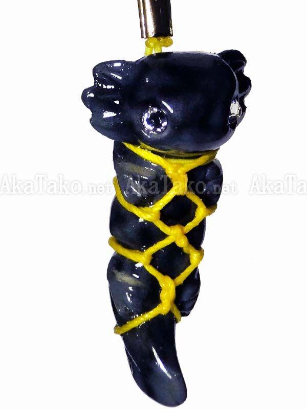 Axolotl Black Karada Kinbaku front