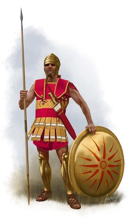 Oplita al servizio di Alessandro