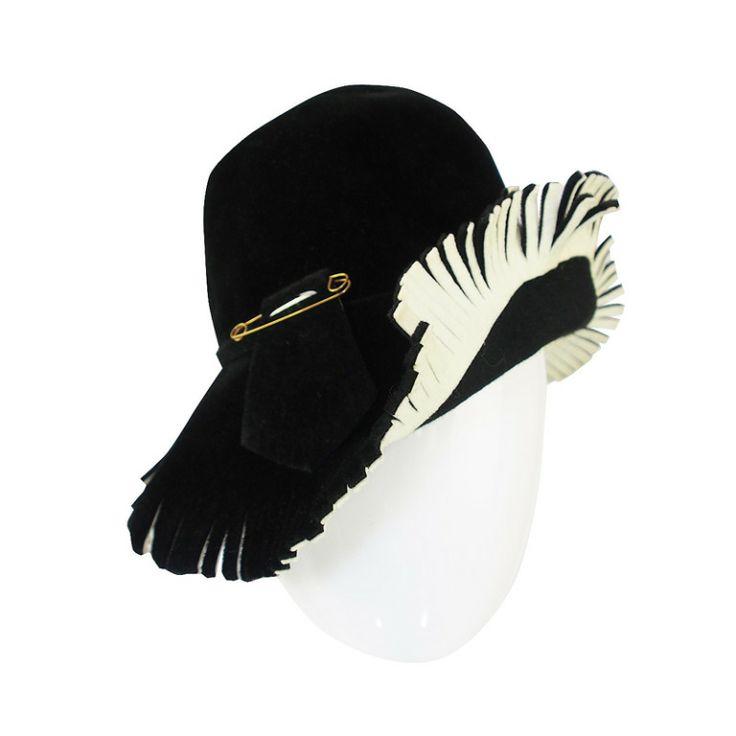 9902acd815900 Well known Yves Saint Laurent Hat  HC65 – Advancedmassagebysara