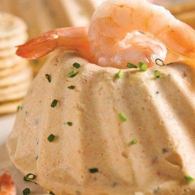 Mousse aux crevettes et saumon fumé - Recettes - Cuisine et nutrition - Pratico Pratique