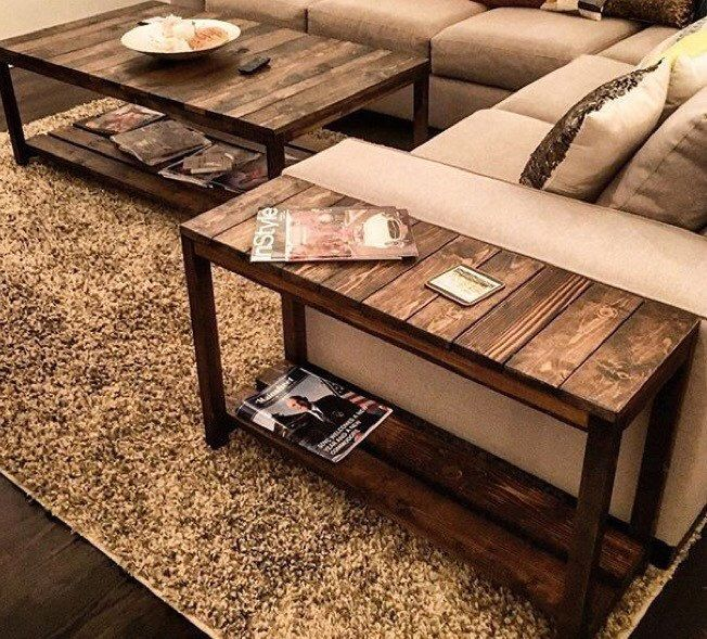 Custom coffee table by PetMansionPlus on Etsy
