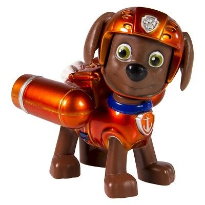 Paw Patrol, Limited Edition Action Pack Pups Metallic Series, 9 Figure Target Exclusive