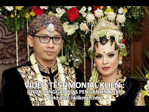 blog.klikmg.com - Fotografer Indonesia: Testimoni Klien Rias Pengantin DHITAWEDDING.GA - Dhita Sanggar Rias Pengantin Purwokerto - Testimoni 002