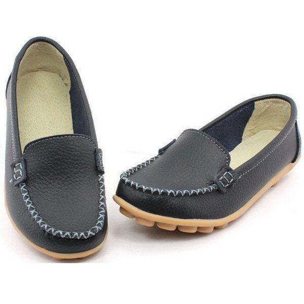 Sperry de los hombres, deslizador del holgaz¨¢n de oro en los zapatos BROWN 9.5 M