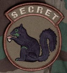 Secret Squirrel Morale Patch