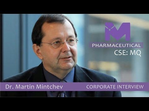 M Pharma, CSE:MQ, Dr. Martin Mintchev Interview, (video), Investmentpitc...