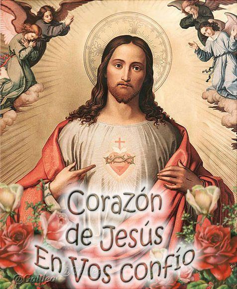 SAGRADOS CORAZONES DE JESÚS Y MARÍA : PRIMER VIERNES DE OCTUBRE