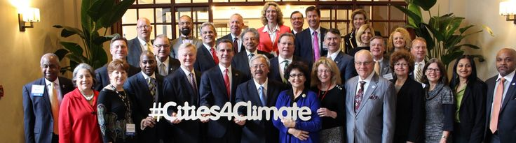 These Mayors Are Promising Local Climate Action In Trump Era