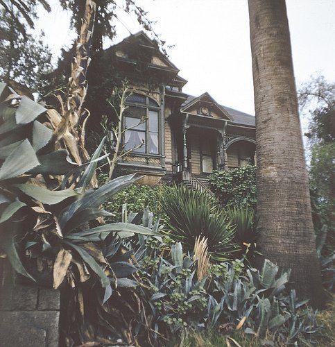 victorian mansion los angeles