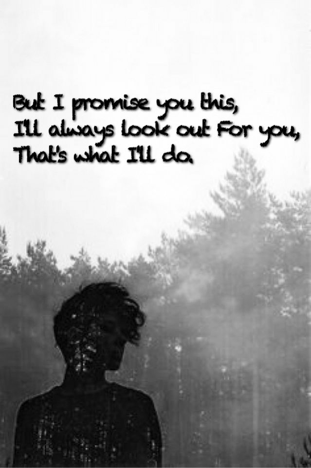 Coldplay - Sparks I'll always look after you.