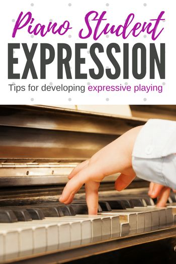 How To Teach Expressive Piano Playing | Teach Piano Today  Remember Wrhel.com - #Wrhel