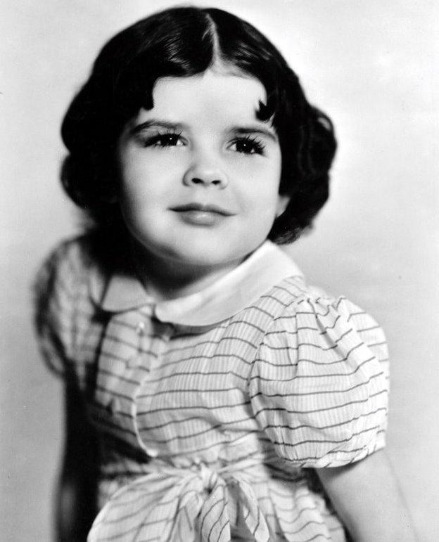 Little Rascals Darla 1930s