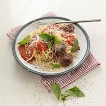 Tupperware - Spaghetti and Meatballs
