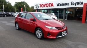 Used Car Showroom - Waikato Toyota