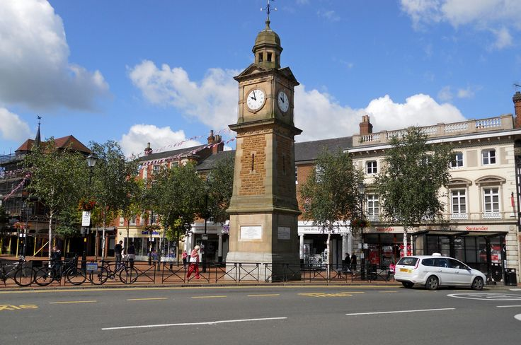 Rugby Town Centre