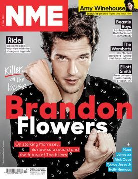 Brandon Flowers letras