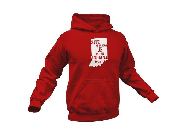 Comfy Indiana girl sweatshirt (scheduled via http://www.tailwindapp.com?utm_source=pinterest&utm_medium=twpin)