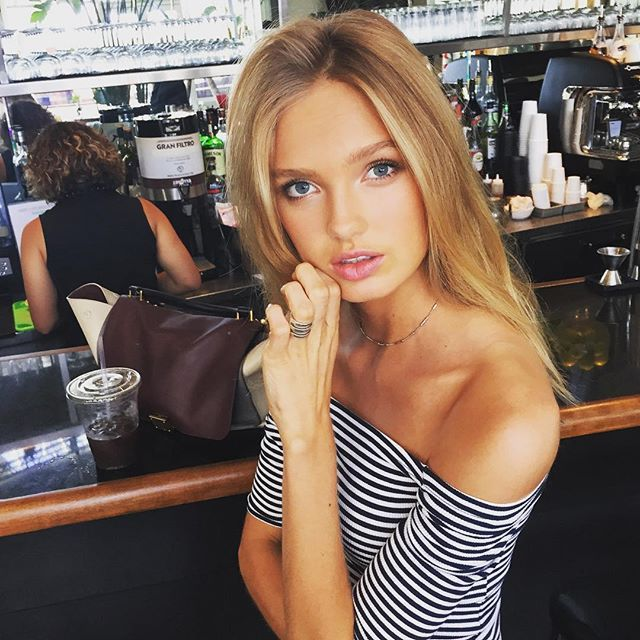 Citaten Strijd Instagram : Romee strijd instagram model