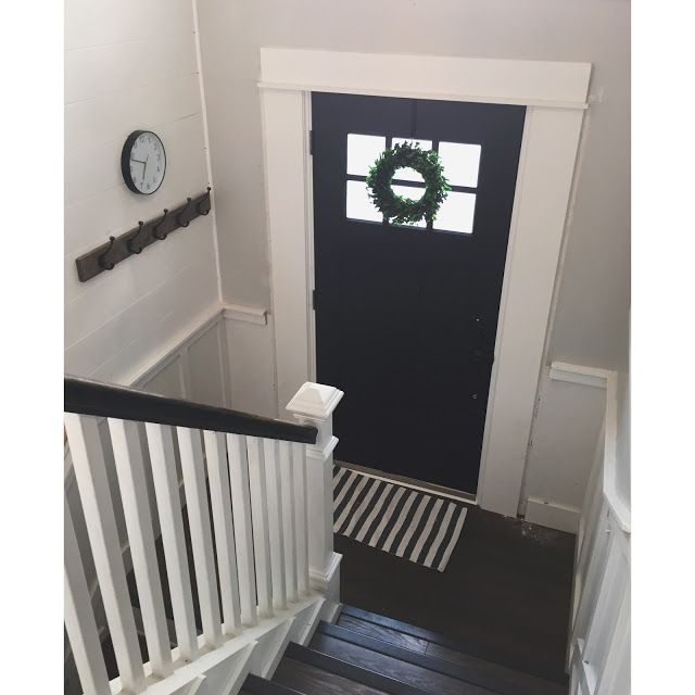 Entry Way Ideas Keep Home Simple Our Split Level Fixer