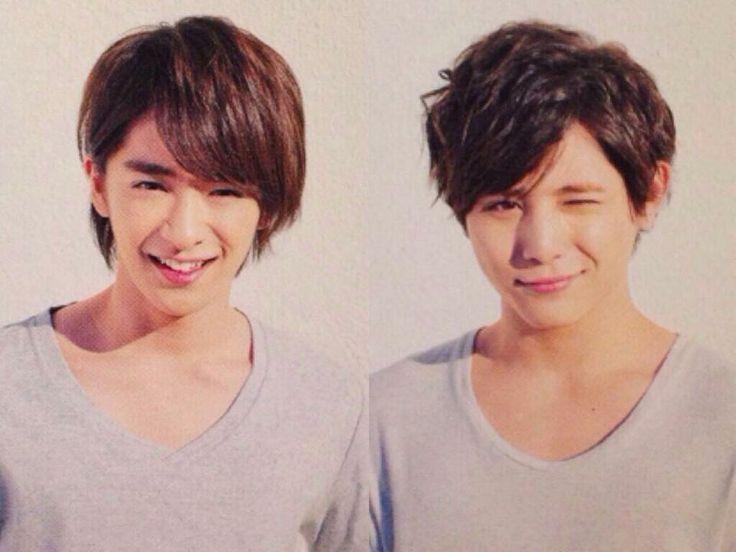 Chinen Yuri & Yamada Ryosuke