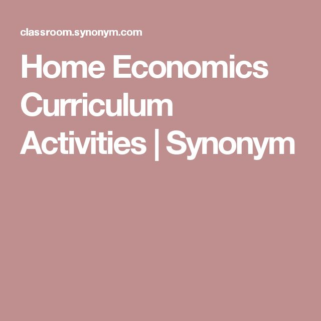 The 25 best home economics classroom ideas on pinterest home economics curriculum activities synonym fandeluxe Image collections