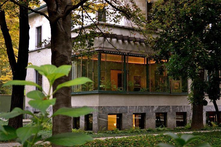 La Villa Necchi Campiglio, una delle Case Museo di Milano