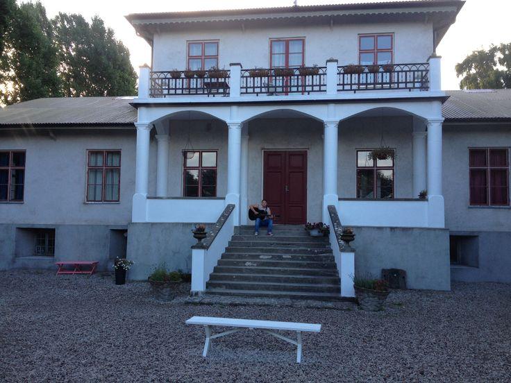 Så mycke bättre... Grå gåsen, Burgsvik, Gotland, Sweden.