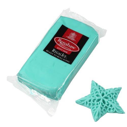 Renshaw Jade Green Sugarpaste