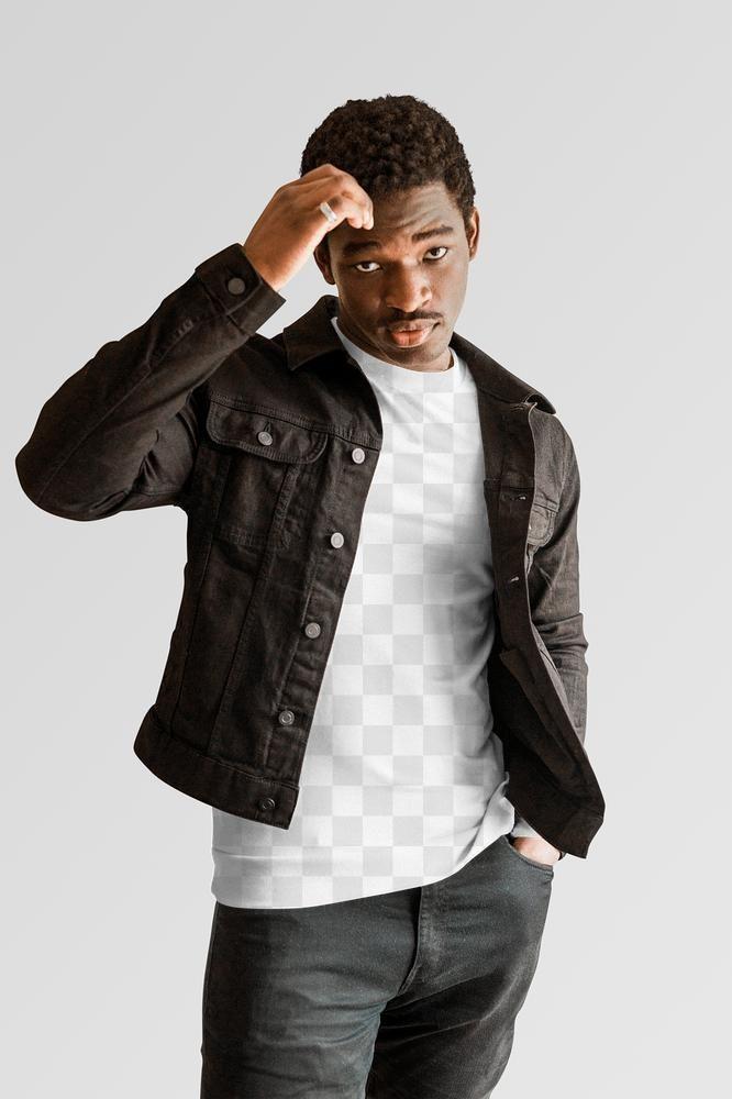 9761+ Jeans Jacket Mockup Free Amazing PSD Mockups File