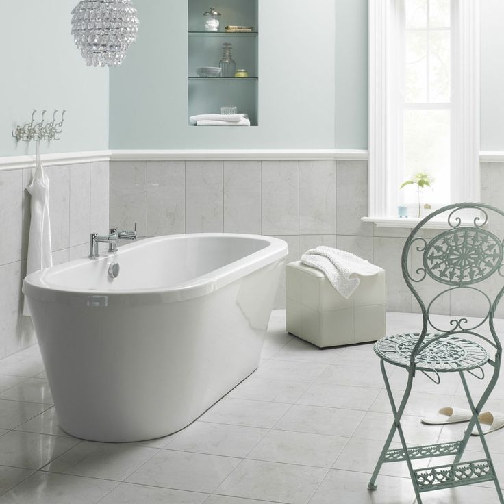 Price To Tile Bathroom: Luxury Bathroom Style Without The Designer Price Tag With