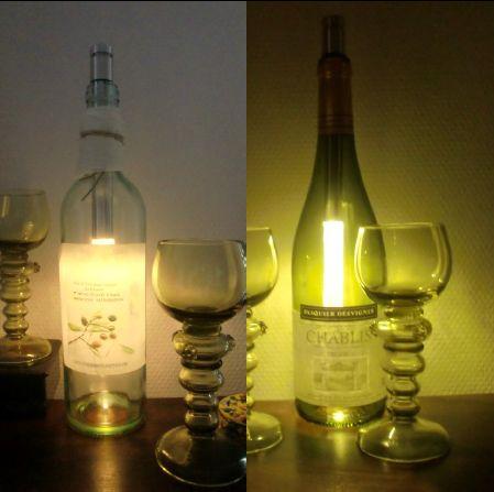 Die Bottle-Light Manufaktur
