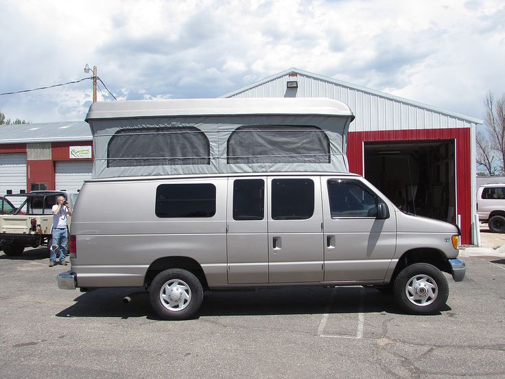 Colorado Camper Van Makes Adventure Accessible By Providing Conversions For Every Type Of Lifestyle And Budget
