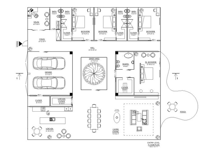 156 best plan images on Pinterest | Architecture, Small houses and ...