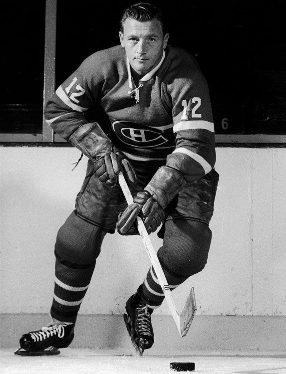 Dickie Moore, Montreal Canadiens