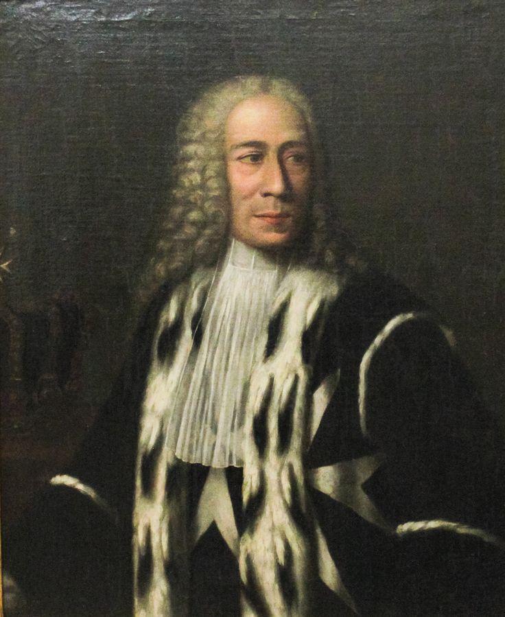 Grand Master Pinto Antoine de Favray