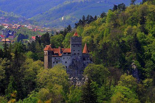 Castillo de Dracula, Bran, Romania