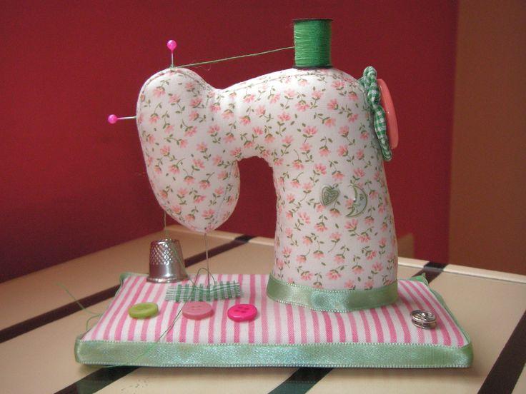 Alfiletero máquina de coser