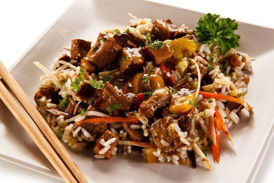 Меню с перчинкой: экзотические блюда из риса. Даже самые любимые блюда рано или поздно приедаются. И тогда хочется преобразить обыденный рацион новыми рецептами. Экзотические блюда с рисом созданы как раз для таких случаев. Предлагаем обновить семейное меню прямо сейчас вместе с торговой маркой «Националь». #едимдома #рецепт #готовимдома #кулинария #домашняяеда #рис #националь #вкусно