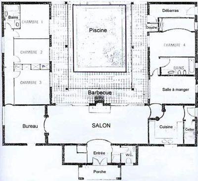 les 25 meilleures id es de la cat gorie maison moderne toit plat sur pinterest toit plat plan. Black Bedroom Furniture Sets. Home Design Ideas