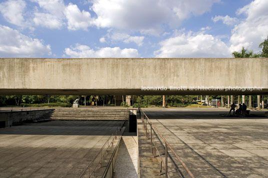 Museu Brasileiro da Escultura (MuBE) / Paulo Mendes da Rocha