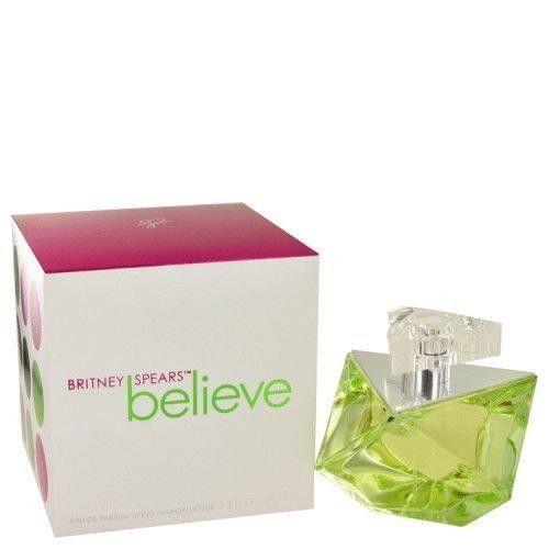 Believe By Britney Spears Eau De Parfum Spray 3.4 Oz (pack of 1 Ea)