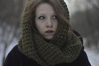 Roving Cowl/Hood - FREE crochet pattern by Luna Craft on Ravelry