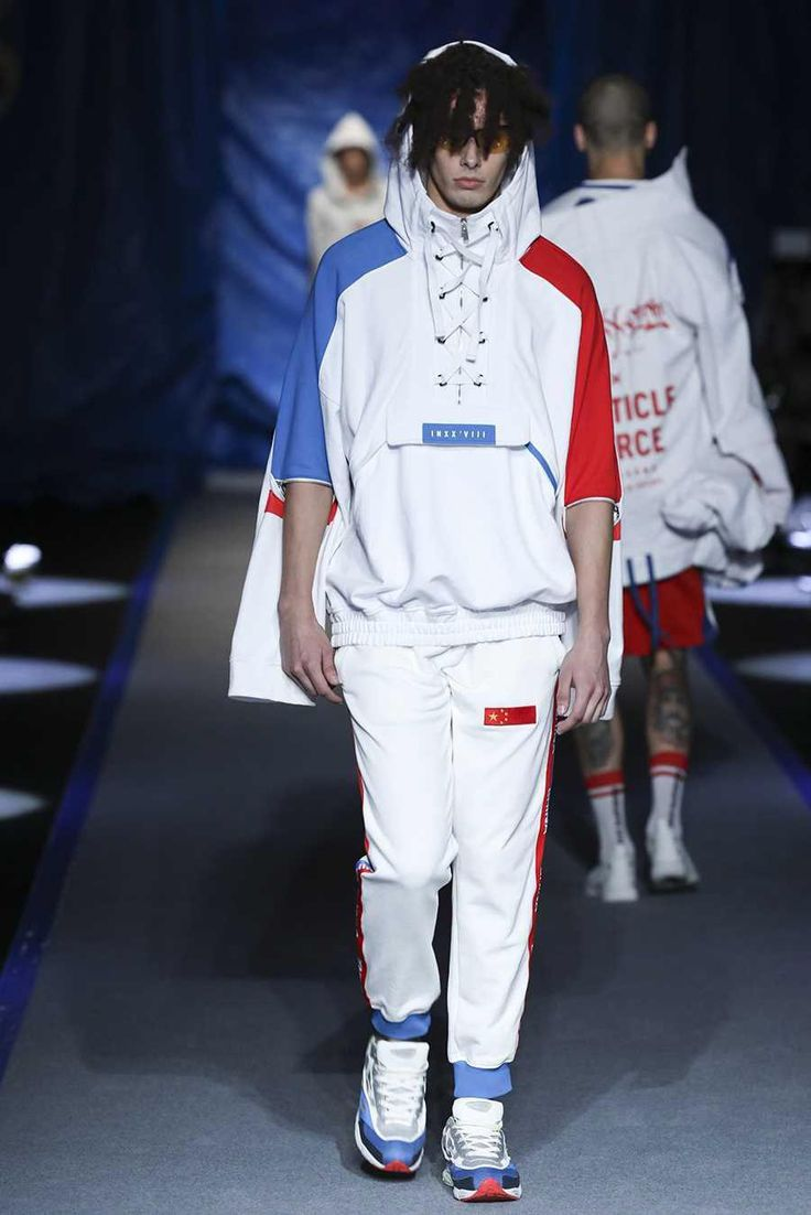 Male Fashion Trends: INXX Spring-Summer 2018 – Shanghai Fashion Week #mensfashio…