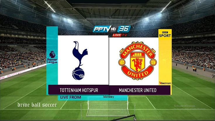 Tottenham Hotspur vs Manchester United | Premier League | Super Star Mat...