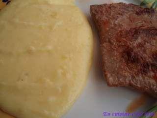 Purée de pommes de terre selon Joël Robuchon