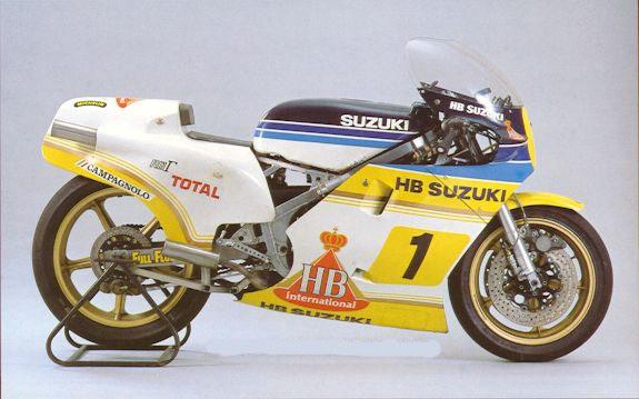 Suzuki RGV 1982 C