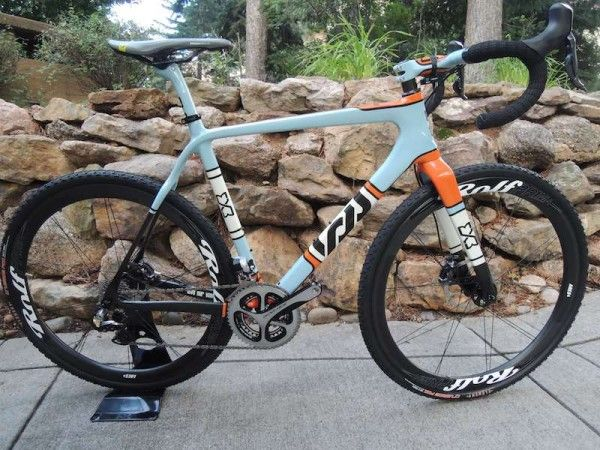 LOV Bikes _The_MacQueen_ Four Custom Colors On Carbon